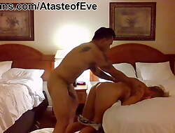 Rico gives douche to wifey real good