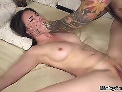 Pledged spreded slave anal fucked