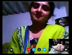 pakistani webcam fraud call latitudinarian sex-mad bitch part 36