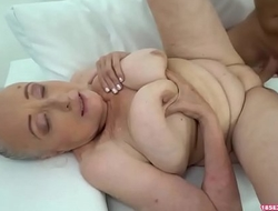 Horny Granny Wants a Hard Cock
